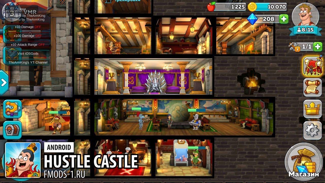 hustle castle hack apk 1.5.1