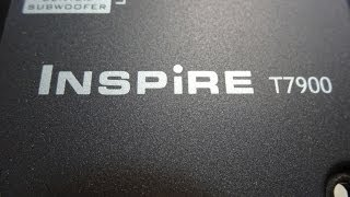 Creative Inspire T7900 - what is inside a satellite speaker