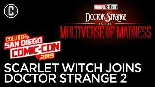 Doctor Strange 2 to Be the MCU's First Scary Movie