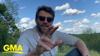 Country star Brett Eldredge says therapy has changed his life l GMA Digital