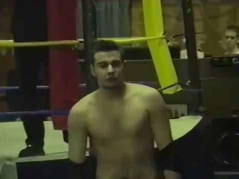 Wrestling Debut