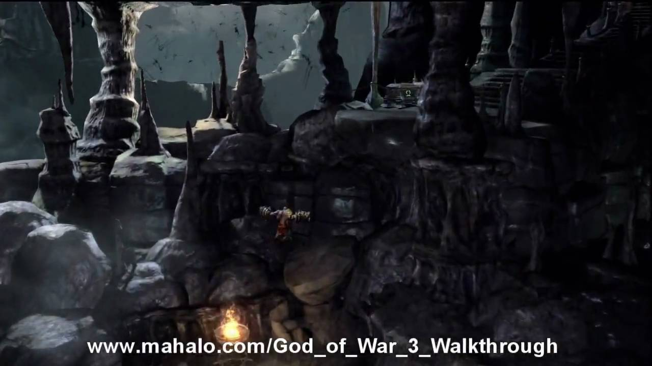 god of war iii walkthrough tartarus hd youtube