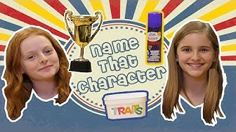 Name That Character Trait (Challenge Video)