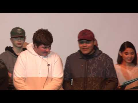 Fort Vancouver High School Honor Roll Assembly