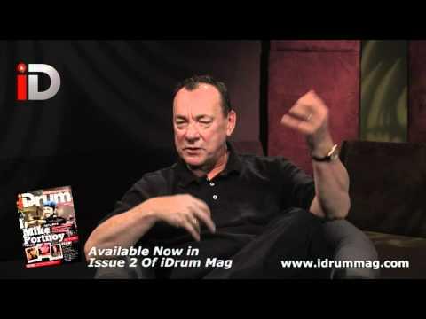 Neil Peart (Rush) Interview Issue 2 With Jamie Borden - iDrum Magazine