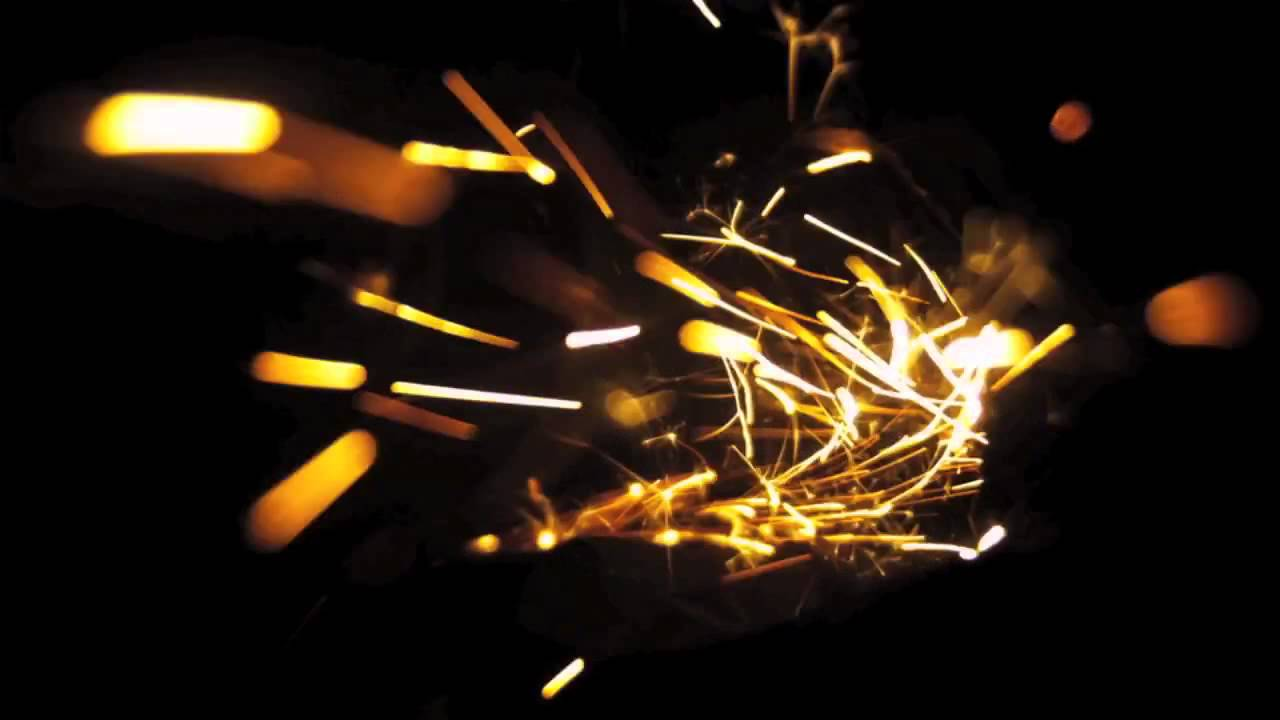 Free Sparks Stock Footage HD