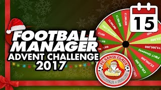 Football Manager 2018 Advent Challenge: 15th Dec #FM18 | Football Manager 2018