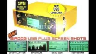 BIRDOG USB Satellite Signal Meter V 4.0