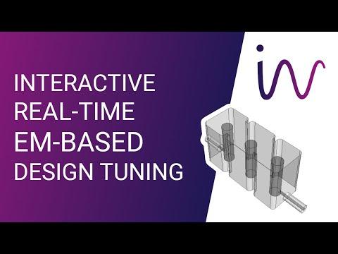 INVENTSIM: INTERACTIVE REAL-TIME EM-BASED DESIGN TUNING
