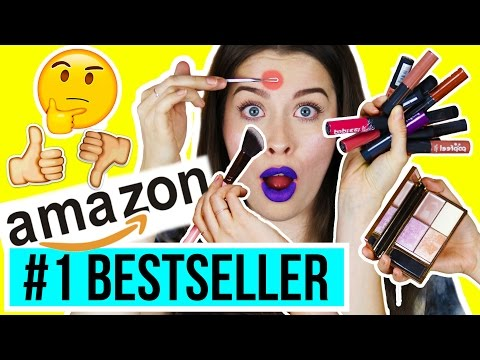 KRASSE AMAZON BEAUTY #1 BESTSELLER live TEST! 😱