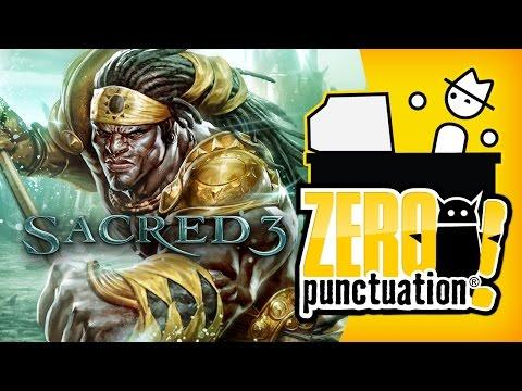 Sacred 3 - Nothing Is Sacred (Zero Punctuation)