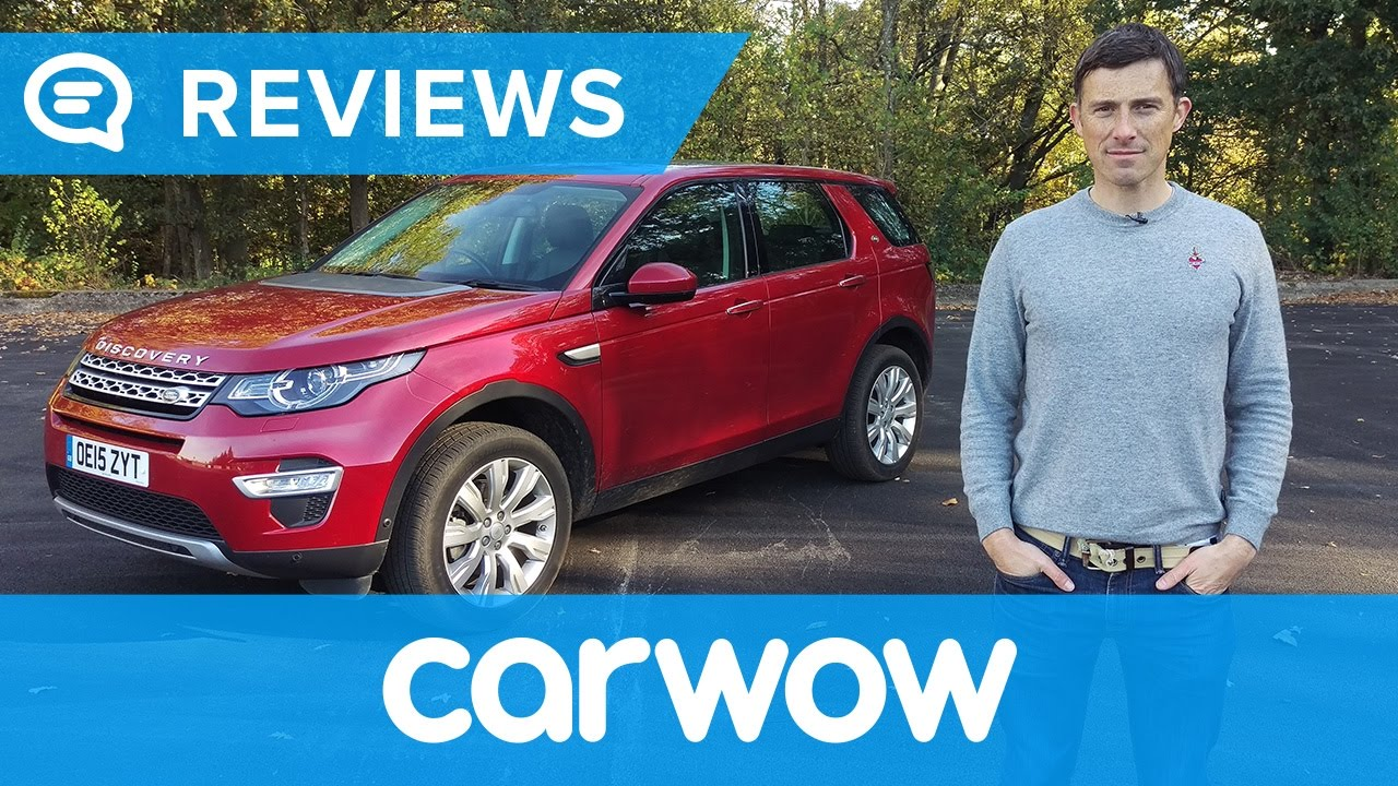 Range Rover Discovery Sport >> Land Rover Discovery Sport 2017 SUV review | Mat Watson ...