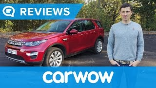 Land Rover Discovery Sport 2018 SUV in-depth review | Mat Watson Reviews