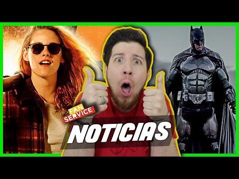 SAN DIEGO COMIC-CON 2018 | Estos serán los villanos de THE BATMAN |¿Kristen Stewart = BATGIRL?