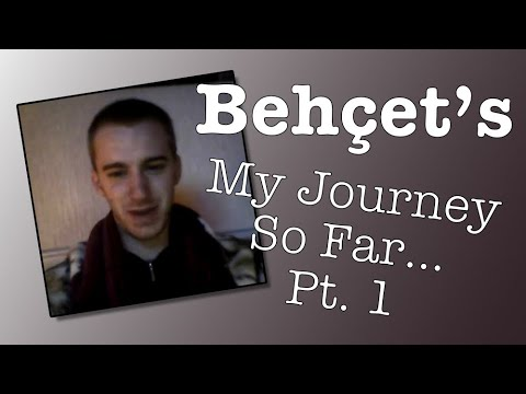 Living With Behcet's Disease - My Journey So Far 1/3