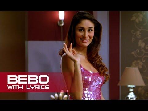 Bebo  Full Song With Lyrics  Kambakkht Ishq  Akshay Kumar & Kareena Kapoor