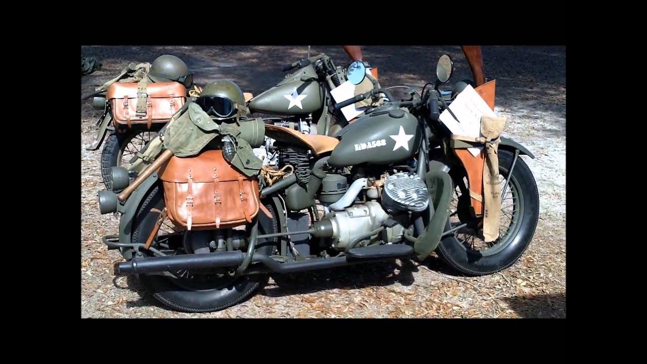 Harley Davidson XA Indian 841 - YouTube