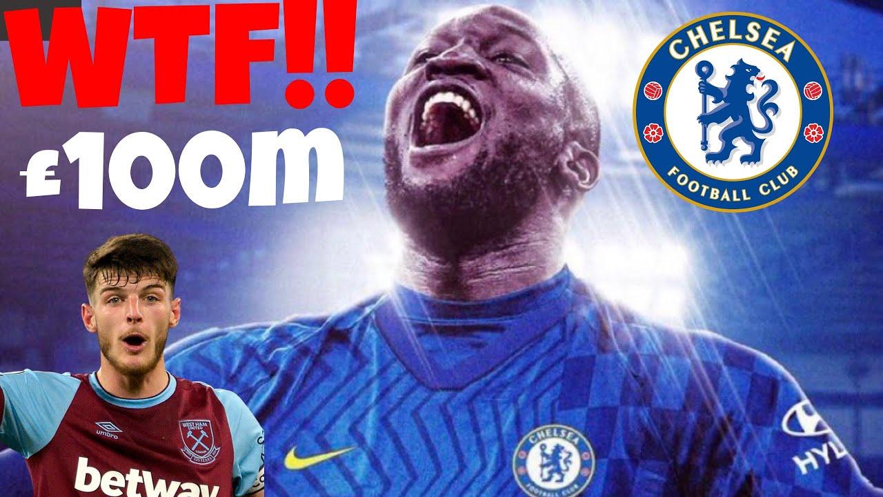 Chelsea News | Chelsea pick Lukaku over Haaland £100m deal !  | Declan Rice will happen next year !
