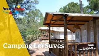 360° video campingtour op Camping Leï Suves - Suncamp holidays