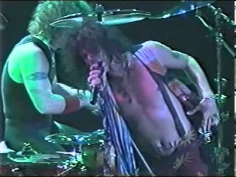 Aerosmith What It Takes Live Chicago '94