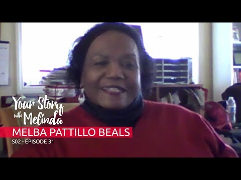 Melba Pattillo Beals' Story of Breaking the Color Barrier   Your Story with Melinda