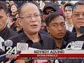 Dating Pres. Aquino, hinamon ang adminstrasyong Duterte na imbestigahan ang mga kaso umano ng EJK