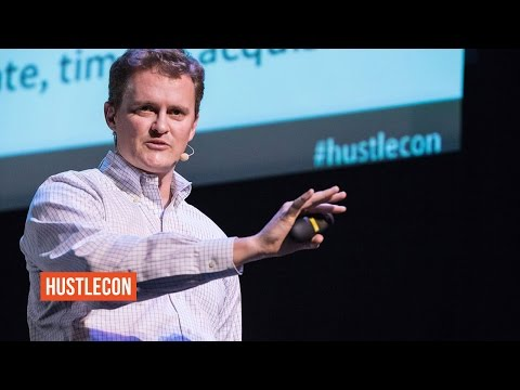 How Goodreads Got 50 Million Users – Otis Chandler @ Hustle Con 2016