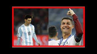 Noticias de última hora | Predicción: Messi no ganará más el Balón de Oro; Cristiano sí
