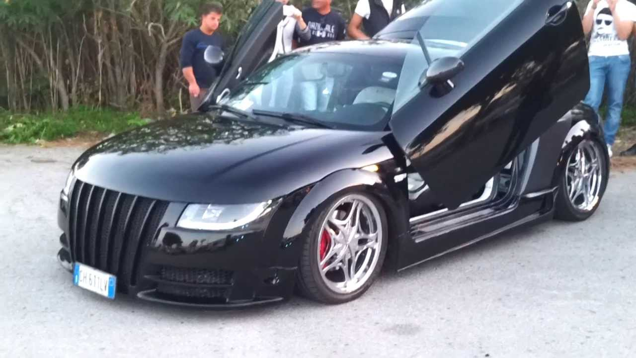 Audi tt tuning mk1 8n airride youtube for Audi tt 8n interieur tuning