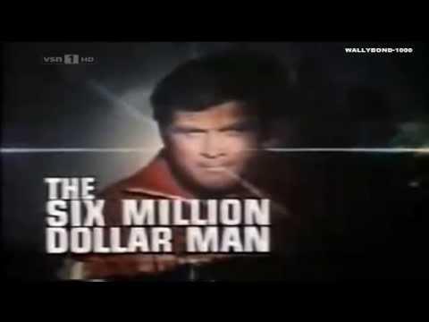 Abertura - O Homem de Seis Milhões de Dolares HQ
