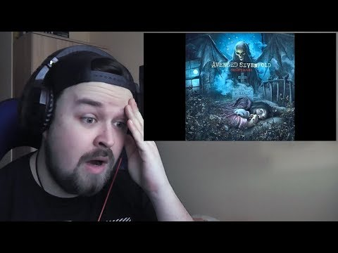Avenged Sevenfold - Save Me REACTION