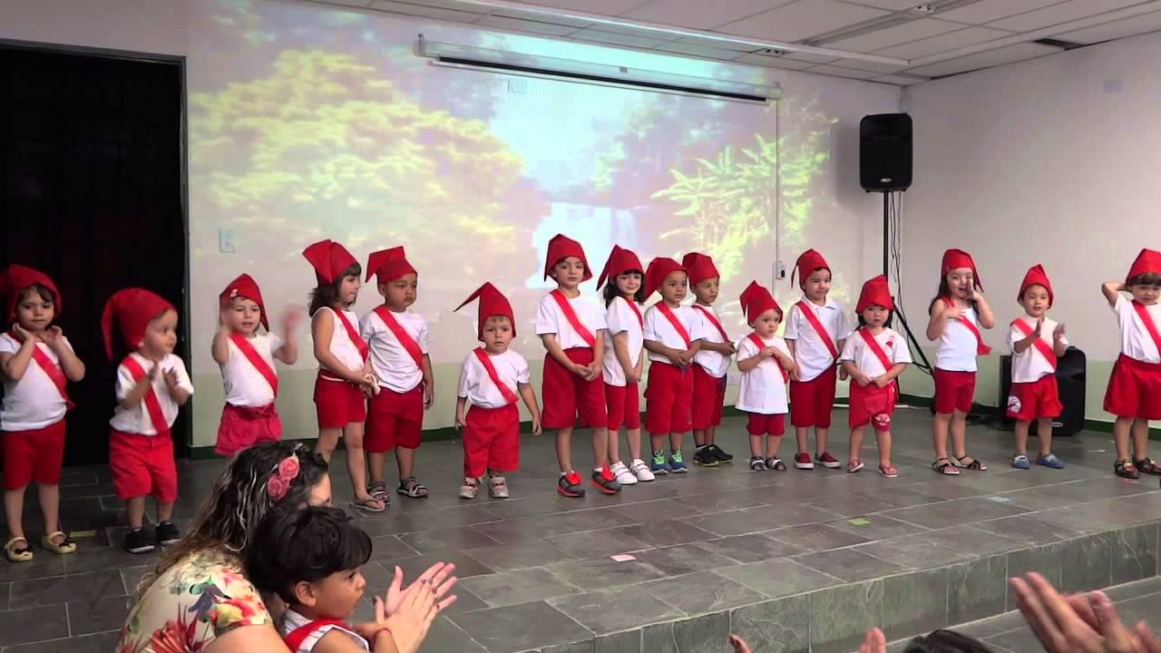 ideias de mini jardim: 2015 Colégio Sion Arujá – MINI MATERNAL E MATERNAL MÚSICA – YouTube