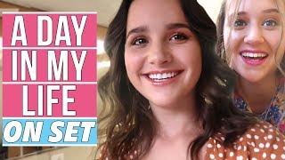 A Day In My Life On Set | Annie LeBlanc