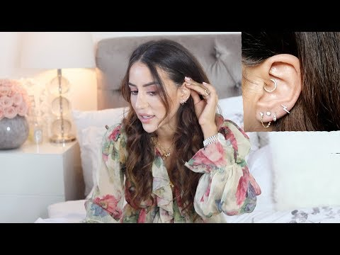 Jewellery Collection | What I Wear Every Day | Cartier, Maria Tash, Dior