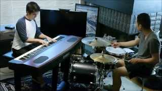 nujabes reflection eternal on piano and drums