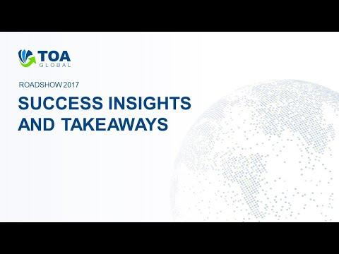 Roadshow 2017: Success Insights and Takeaways Webinar