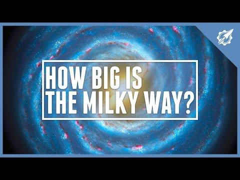 how-big-is-the-milky-way?-|-astronomic