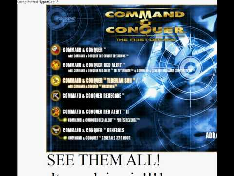 command and conquer generals first decade no cd crack