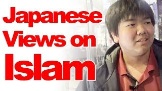 What Do Japanese Think of Islam?