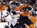 NHL - Stars Getting Hit