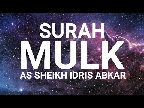 surah al mulk in english pdf