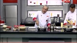برنامج المطبخ – طريقة عمل يخني رقبة الغنم  بالأرز – الشيف يسري خميس – Al-matbkh