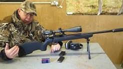 Webley & Scott Xocet .22LR Bolt action rifle
