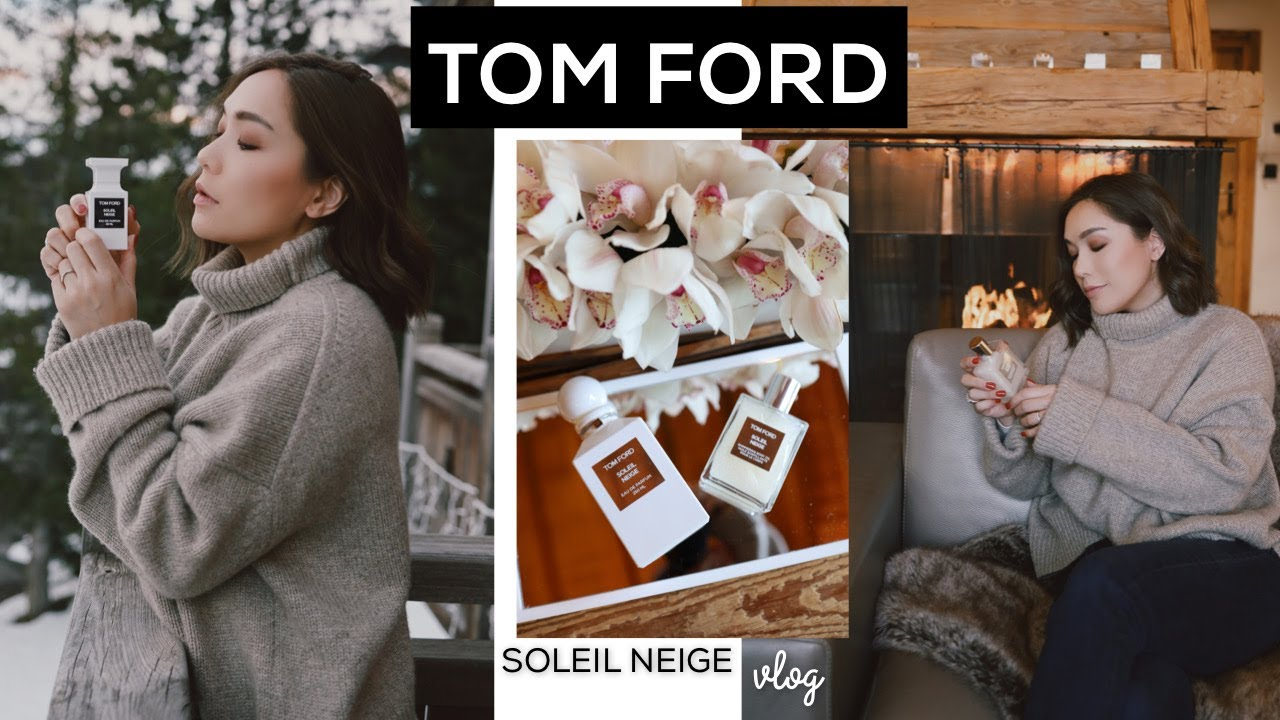 DAILYCHERIE : COURCHEVEL WITH TOM FORD Vlog