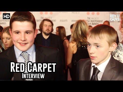 Shaun Thomas and Conner Chapman Interview - British Independent Film Awards 2013