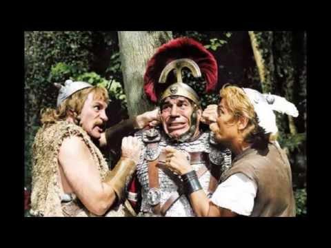 Астерикс и Обеликс против Цезаря(музыка) - YouTube
