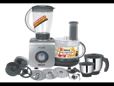 Food Processor MAXIE PREMIA From Inalsa
