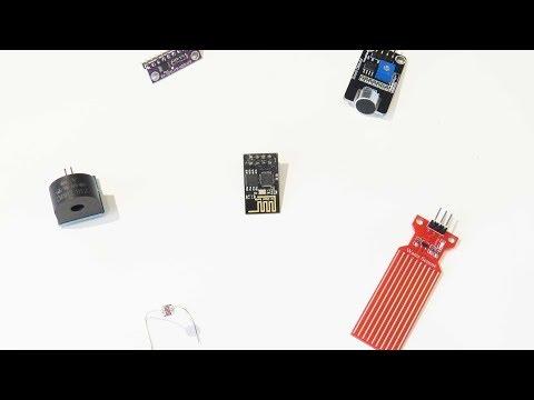 Подключаем несколько аналоговых датчиков к ESP8266 (ESP-01/ESP-12 E/F) - Обзор АЦП ADS1115/ADS1015