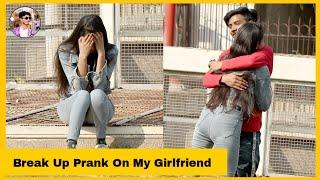 Break Up Prank With My Girlfriend (Pinky) Gone Emotional | Epic Reaction | RS Films | Rahul Saini
