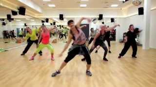 NAGIN - Bollywood Zumba Choreo
